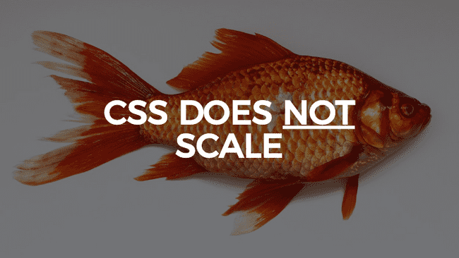 it does-not-scale