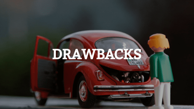 drawbacks intro