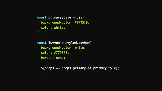 styled components-example